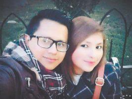 La pareja desapareció el 1 de enero de este 2018 y apareció sin vida varios días después. Reconstruyen el hecho.