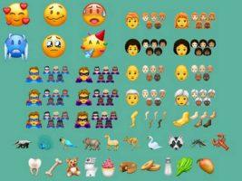 Nuevos emojis para celular