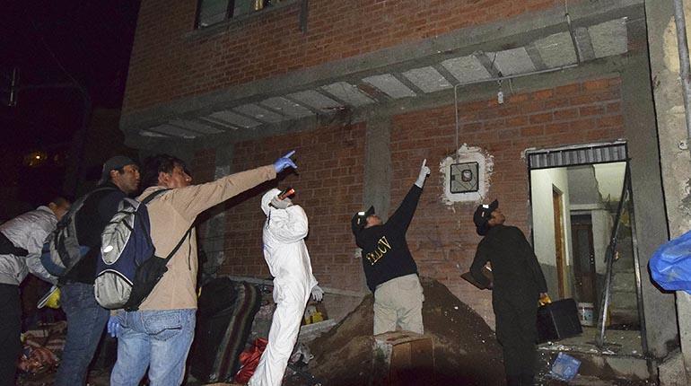 Aumenta a 8 el número de fallecidos de la explosión de gas en el Carnaval de Oruro
