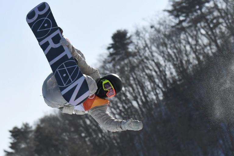 Gerard gana en snowboard slopestyle el primer oro de EEUU en Pyeongchang