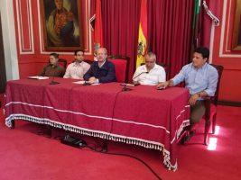 El gobernador viajará a La Paz para reunirse con el presidente Evo Morales