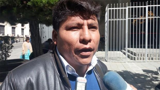 Dirigente cocalero pide castigos en el TSE por problemas con militantes