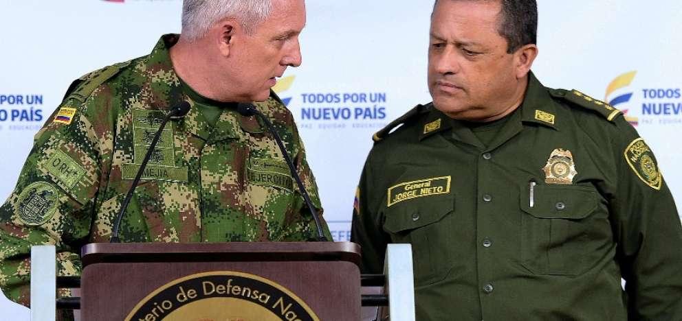 El Ejército colombiano afirma que el ELN está