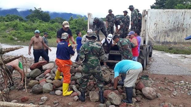 Ministro Zavaleta: Lo peor ya pasó en Tupiza, ahora preocupa Beni y el Chaco de Tarija