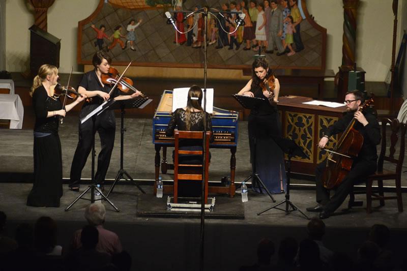 Festival de música renacentista barroca inicia este viernes con en Tarija