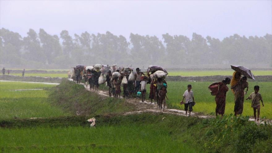 Cómo soldados de Myanmar mataron a musulmanes rohinyá en un pueblo remoto