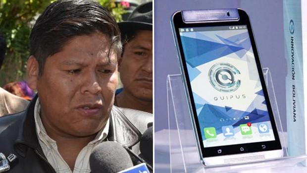 Interculturales quieren celulares Quipus para contrarrestar