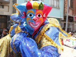 El Entierro del Pepino se mantiene en pie para este domingo en La Paz