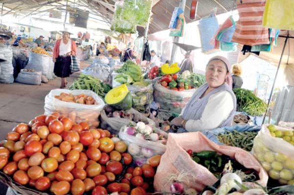 Productos peruanos afectan a los agropecuarios e industriales de Tarija