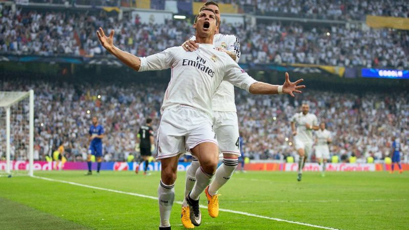 El Real Madrid impone su autoridad y vence 3 a 1 al PSG en Champions