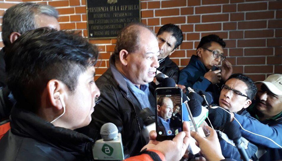 Aprehenden a tres sospechosos relacionados con la explosión de Oruro