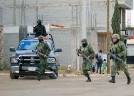 62 personas fueron asesinadas -de las cuales seis durante un enfrentamiento entre sicarios en México./Foto: Referencial