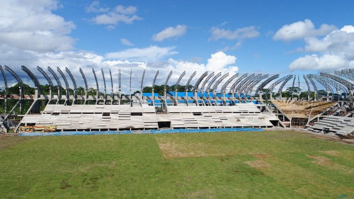 Reportan el 85% de avance en edificación para Juegos Suramericanos en Villa Tunari
