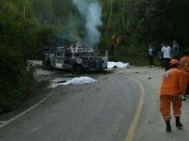 Asesinaron a dos policías en una zona de Colombia donde operan disidentes de las FARC