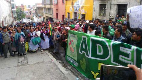 Gobierno convoca al diálogo a cocaleros de La Asunta