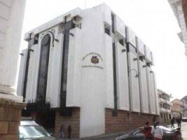 Consejo de la Magistratura de Bolivia