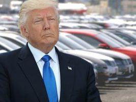 Donald Trump desafía a la Unión Europea y amenaza con impuestos en el sector automotor