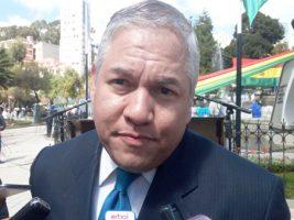 Embajador de la OEA en La Paz