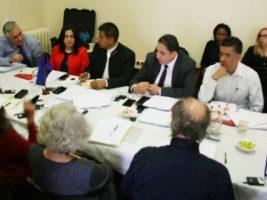 Equipo jurídico de Bolivia afina detalles para encarar fase oral de la demanda marítima