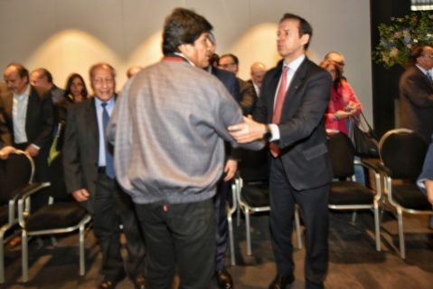 Tuto Quiroga revela que hizo gestiones para que Evo Morales saliera de Bolivia