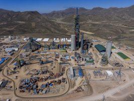 Fábrica de Cemento en Oruro