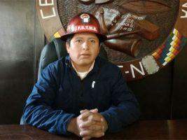 Ejecutivo de la Central Obrera Boliviana,