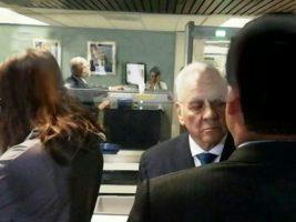 El expresidente Gonzalo Sánchez de Lozada compareció ante un juez de Estados Unidos