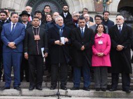 Misión boliviana ante la Corte de La Haya