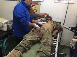 Dos militares fallecen a manos de contrabandistas en Oruro
