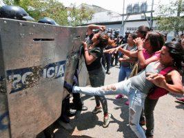 Trágico motín en Venezuela: hablan de 78 muertos