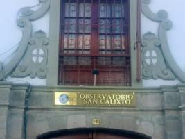 Observatorio Nacional San Calixto