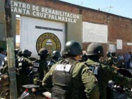 Cárcel de Palmasola en Santa Cruz