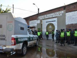 Penal de Palmasola del departamento de Santa Cruz