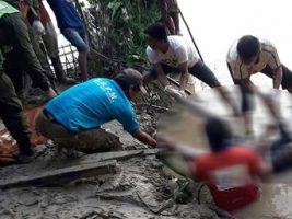 Pando: Camioneta cae desde el puente al río Orthon y seis personas fallecen
