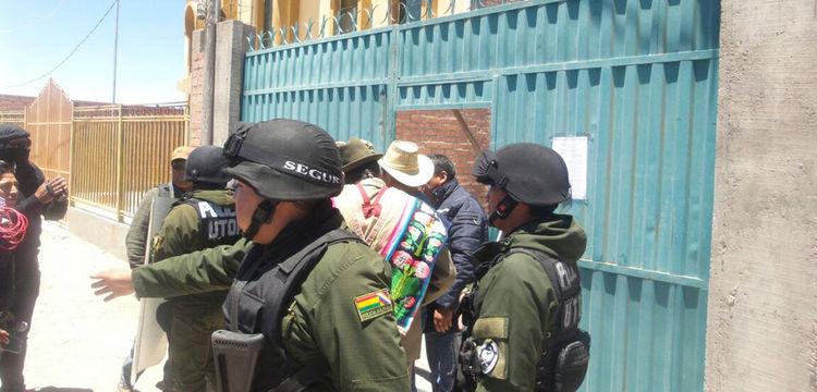 Envían a la cárcel a los tres acusados de asesinar a dos militares en Sabaya