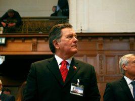 Canciller de Chile en alegatos de La Haya