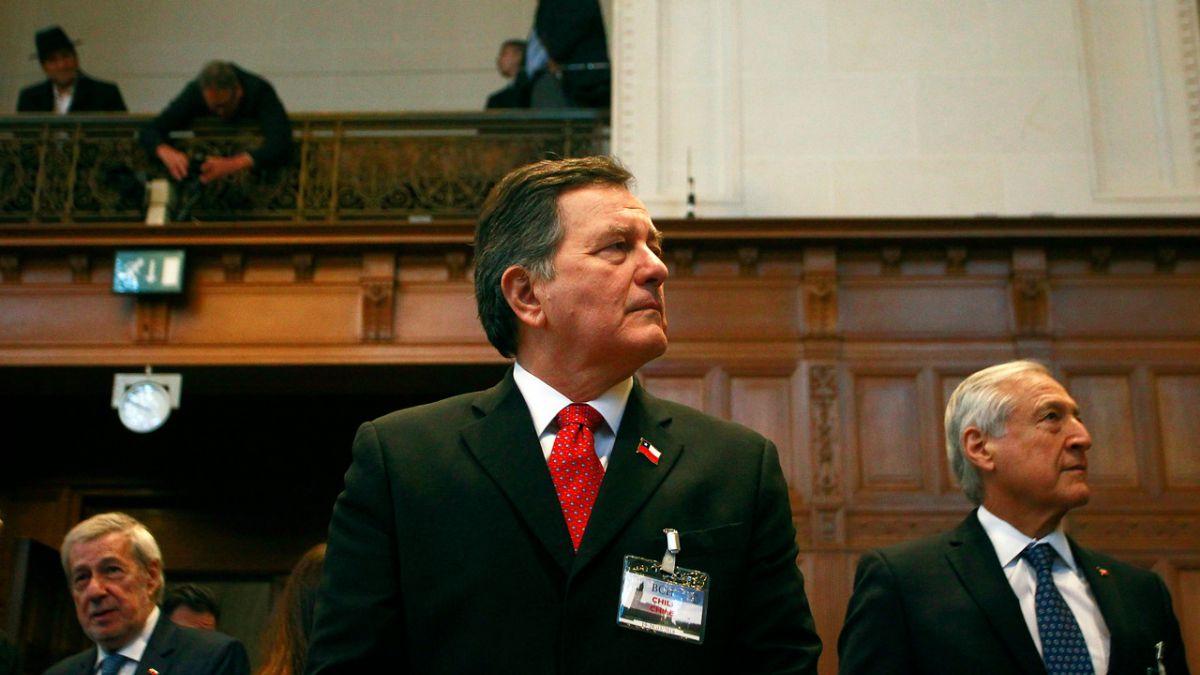 Canciller de Chile invita a Bolivia a