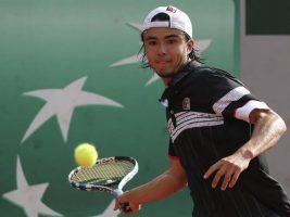 Taro Daniel, tenista japonés