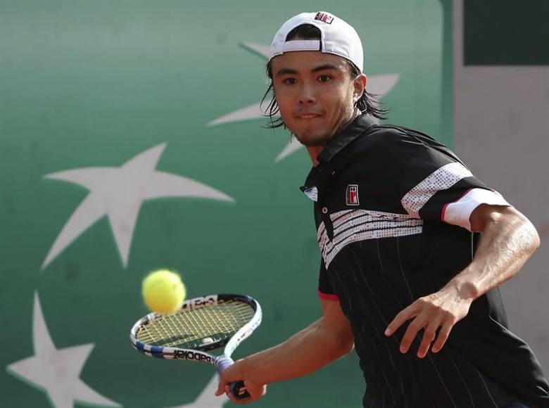 Taro Daniel, el japonés 'valenciano', elimina a Djokovic en Indian Wells