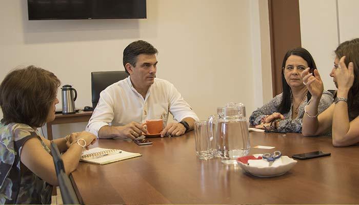 La CAF busca ampliar apoyo en estudios urbanos para la ciudad de Tarija