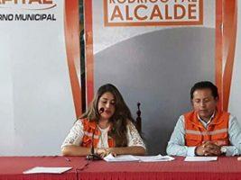 secretaria de turismo de la alcaldia de Tarija Gabriela Pacello