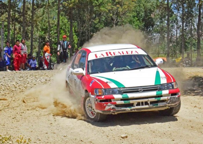 La segunda prueba nacional de automovilismo será el 21, 22 de abril en Tarija