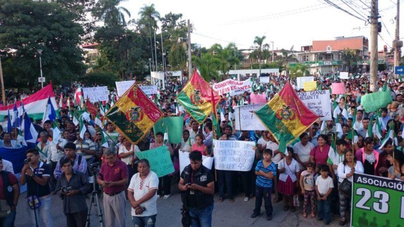 Brigada busca reunirse para tratar la ley del 45% tras cabildo en Bermejo