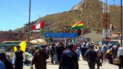Bolivia y Perú evalúan trabajo conjunto sobre control de drogas