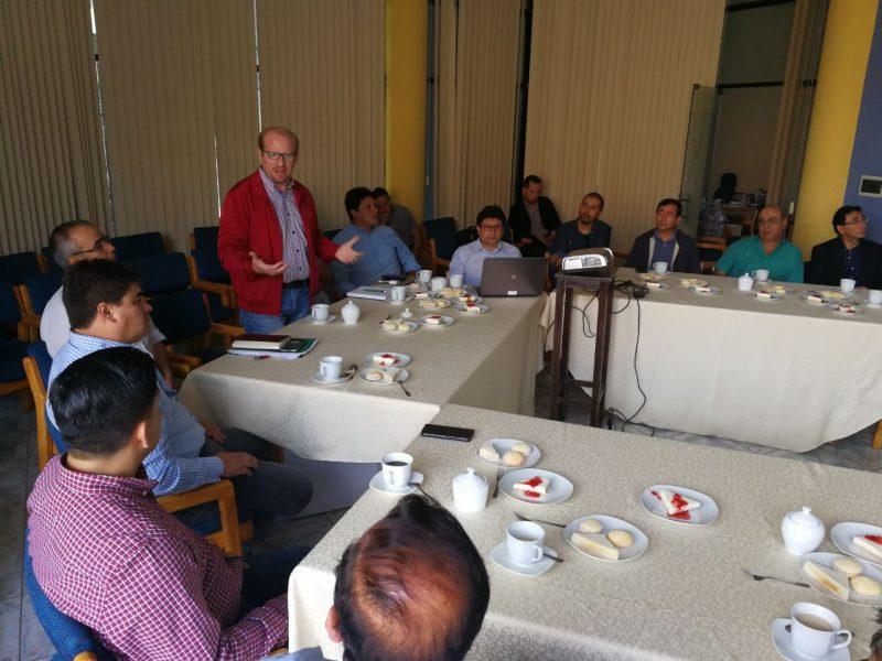 La Gobernación de Tarija se reúne con la Cadeco para trabajar de forma conjunta la inversión