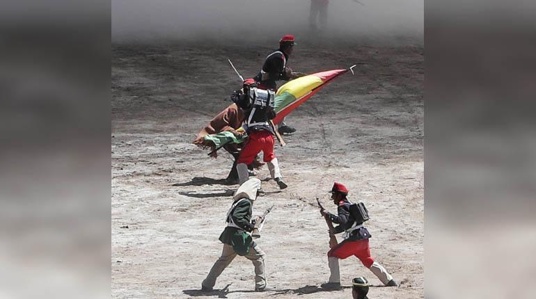 Historiadores chilenos aseguran que la batalla de Canchas Blancas no existió