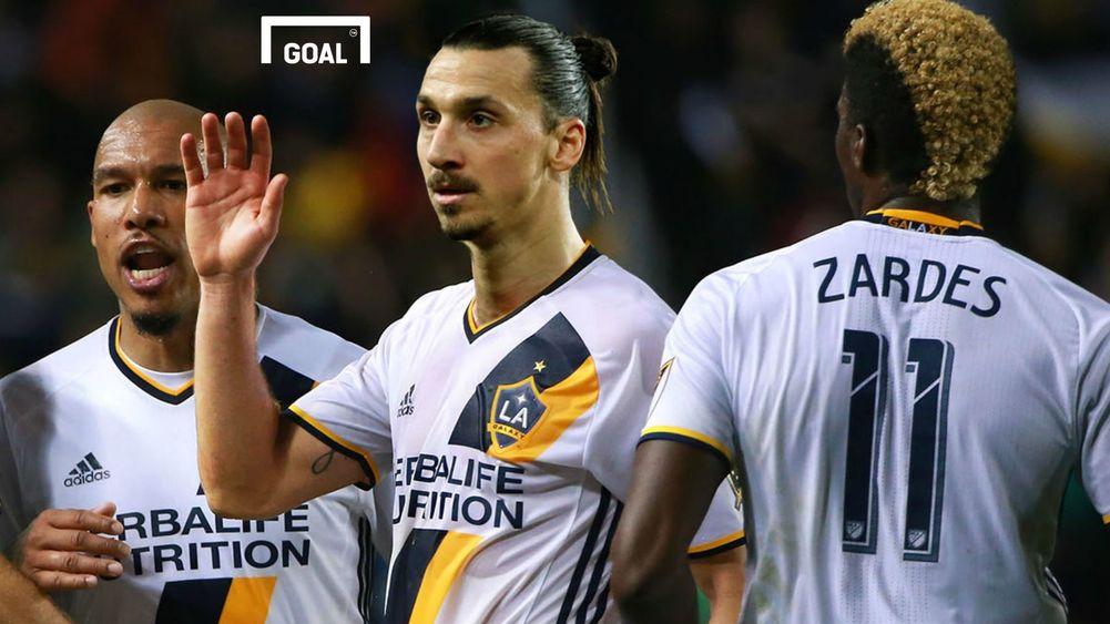 MLS: Ibrahimovic podría dejar el United e irse al LA Galaxy