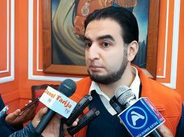 Jose Luis Gandarillas asesor de la Gobernacion de Tarija