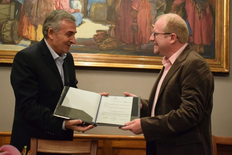 Tarija y Jujuy dan importante paso para lograr un nuevo acuerdo en salud