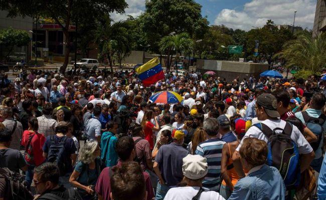 Opositores buscan el apoyo de la ONU para deslegitimar comicios en Venezuela